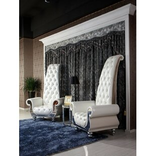 Berbor Luxe Tall Armchair