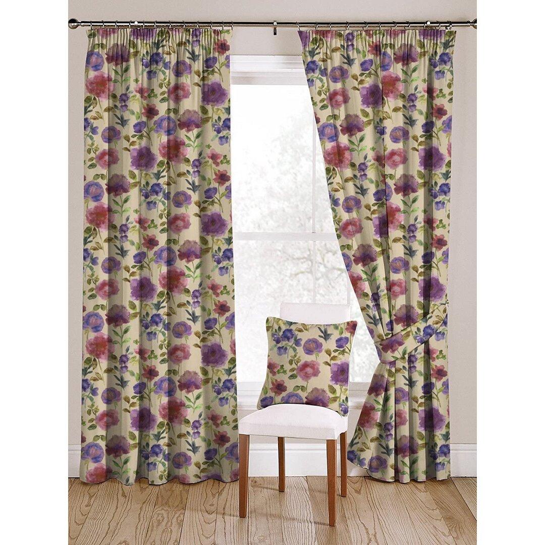 Buntingford Cotton Eyelet Blackout Thermal Curtains