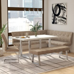 Wade Logan Clybourn 5 Piece Dining Set