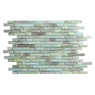 Hi-Fi Offset Linear Random Sized Glass Splitface Tile