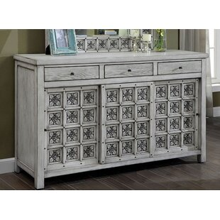 Northwoods 3 Drawer Double Dresser