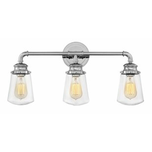 Hinkley Lighting Fritz 3-Light Vanity Light