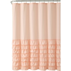 gold and pink shower curtain. Kimbra Shower Curtain Curtains  Joss Main