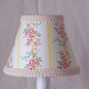 Reviews Summertime Chic 11 Fabric Empire Lamp Shade By Silly Bear Lighting