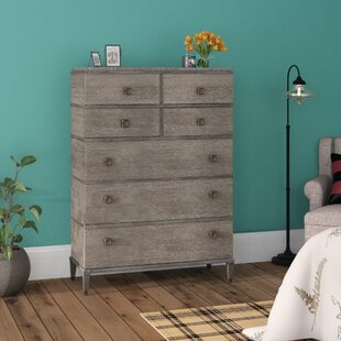 Searching for Massimo 7 Drawer Chest by Mistana