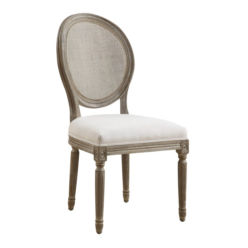 Folmar Side Chair. French Country Furniture Finds. Because European country and French farmhouse style is easy to love. Rustic elegant charm is lovely indeed.