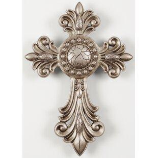Etonnant Delight Crosses Fleur De Lis Wall Décor