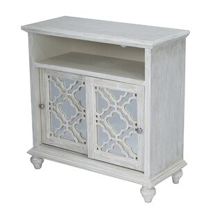 Heather Ann Creations 2 Door Accent Cabinet