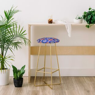 Schatzi Boho Medallion 30 Bar Stool