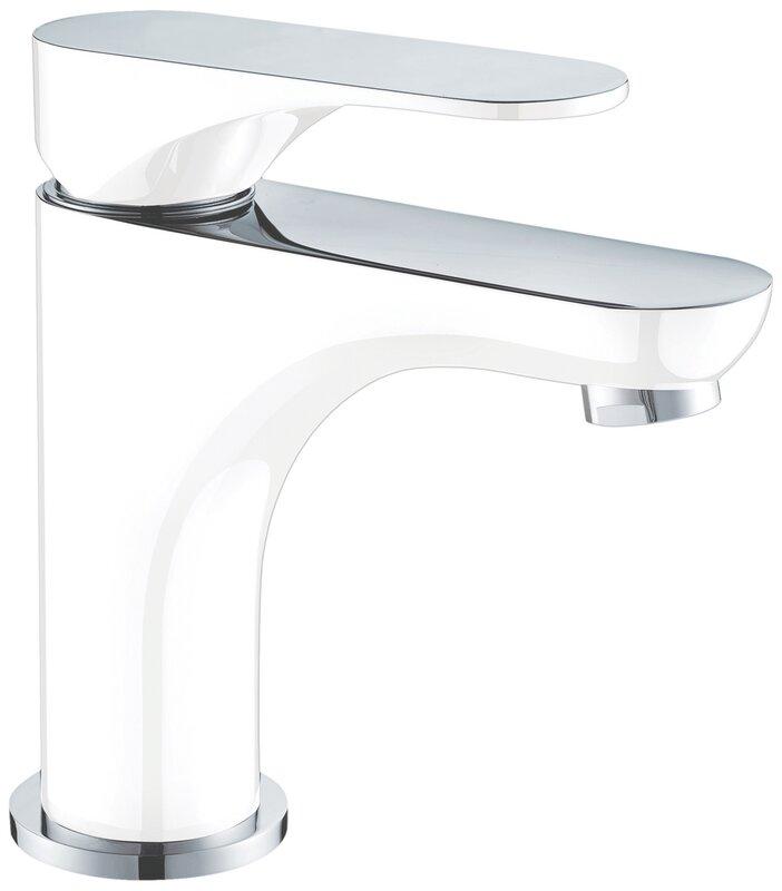 Bathroom Faucets Usa dawn usa single hole single handle bathroom faucet | wayfair