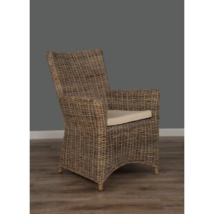 Waithman Garden Chair With Cushion By Bay Isle Home