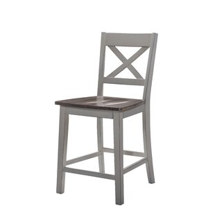 Altamirano Barstool (Set of 4) by August Grove