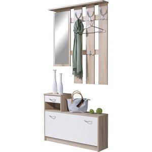 2-tlg. Garderoben-Set Easy von Urban Designs