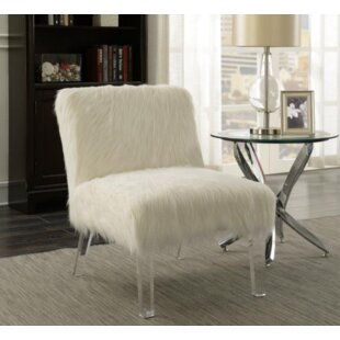 Compare prices Showalter Slipper Chair by Mercer41 Reviews (2019) & Buyer's Guide