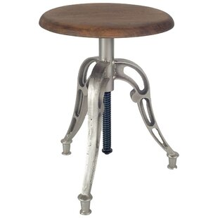 Darvell Accent Stool by 17 Stories