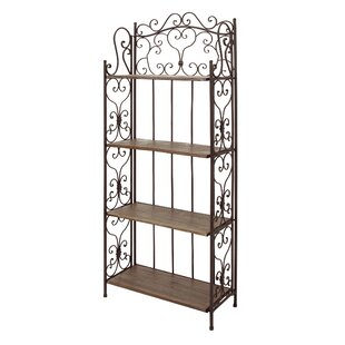 Cole & Grey Etagere Iron B..