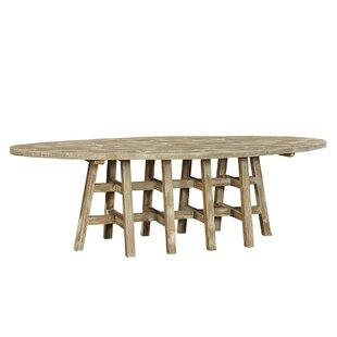 Furniture Classics Decade Oval Solid Wood..