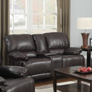 Gordon Power Recliner Reclining Loveseat by Flair