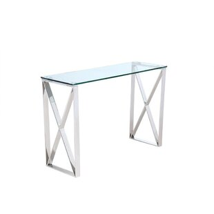 Everly Quinn Topsfield Console Table