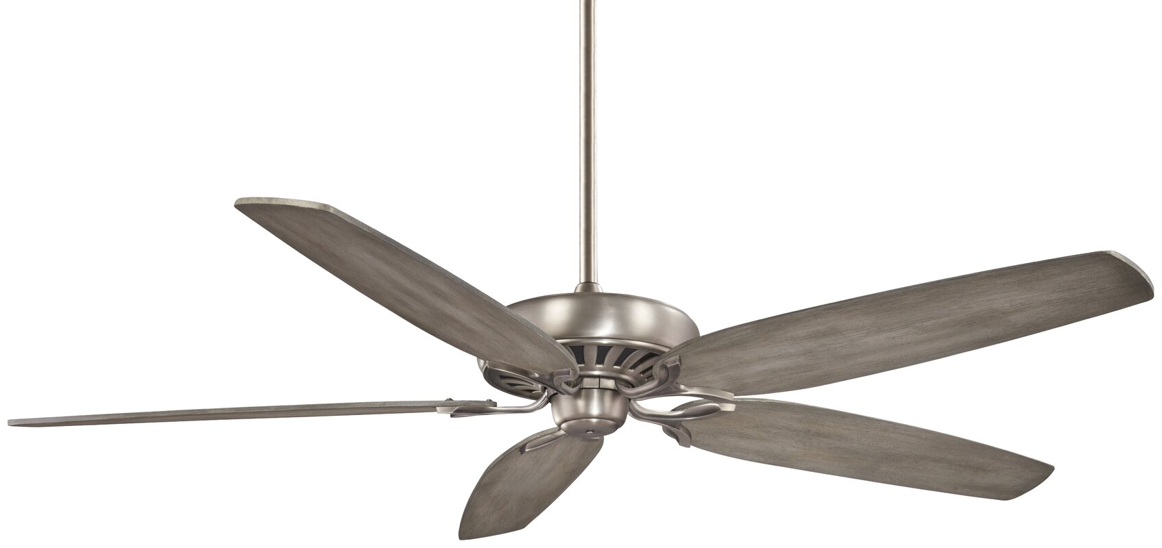 "minka aire 72"" great room basic 5-blade ceiling fan & reviews"