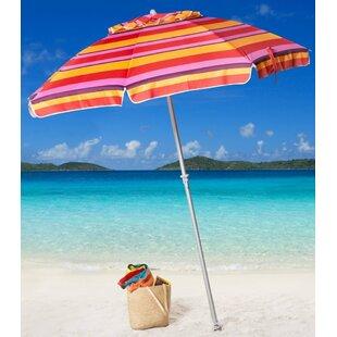 EeeTrading International 6.5' Beach Umbrella