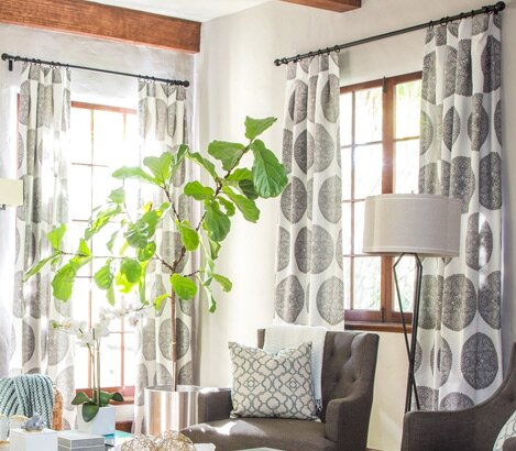 Editors Picks Summer Curtains