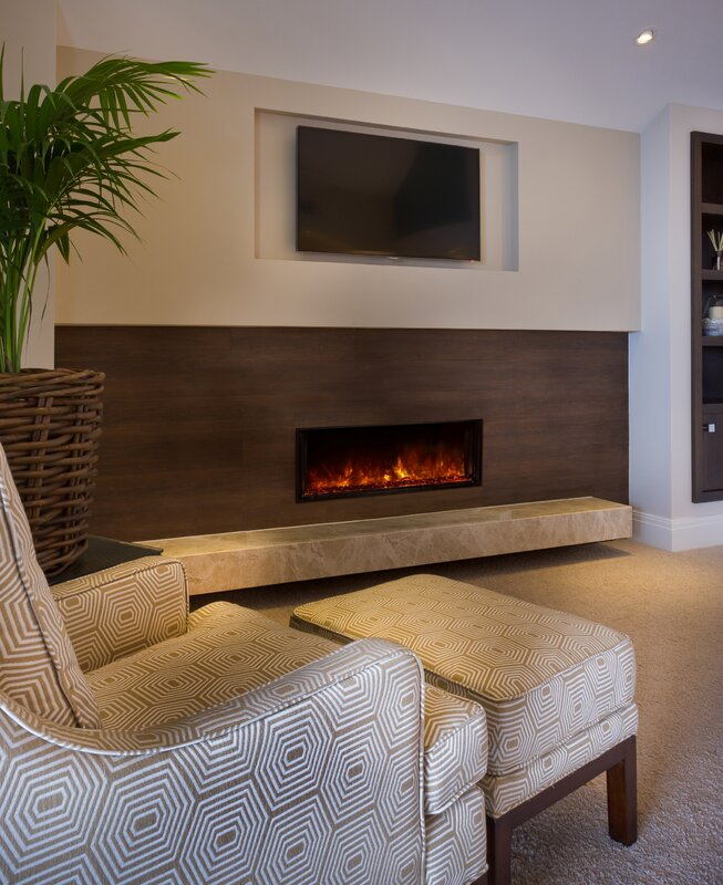Modern Flames Landscape Full View Series Wall Mount Electric ...