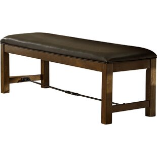 Alegre Wood Wood Bench by Trent Austin Design