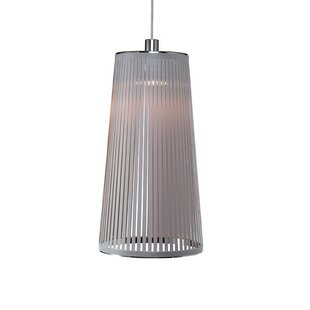 Pablo Designs Solis 1-Light Cone Pendant