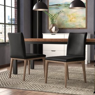 Dimartino Upholstered Dining Chair (Set of 2) Brayden Studio