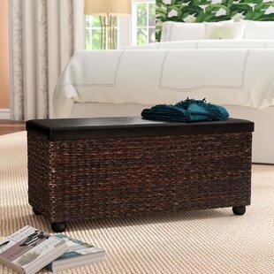 Beachcrest Home Niesha Storage Bench