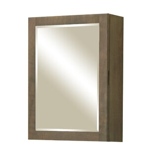 Aiden 20 x 26 Surface Mount Medicine Cabinet by Sunnywood