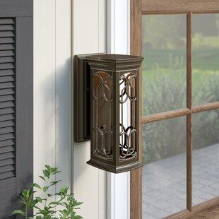 Darby Home Co Hardwick 1-Light Outdoor Wall Lantern