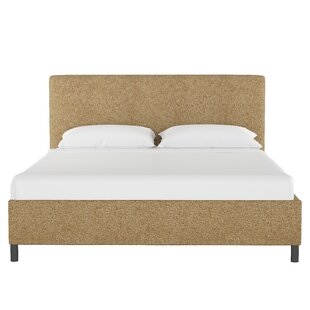 Baconton Upholstered Platform Bed by Ivy Bronx