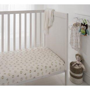 100/% Organic Cotton Unicorn Crib Sheet Bed sheet Fits standard crib mattress 28x52 Unisex Baby Nursery Bedding Toddler Sheet