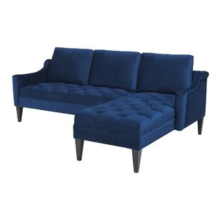 Pamila Reversible Sectional by Willa Arlo Interiors #1