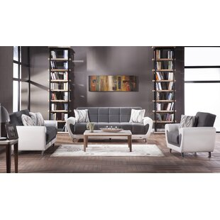 Duru Configurable Living Room Set by Orren Ellis
