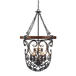 Loon Peak Cowan 9-Light Urn Pendant