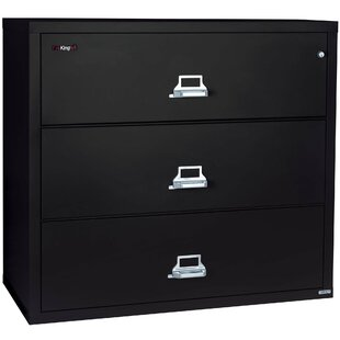 FireKing Fireproof 3-Drawer La..