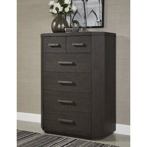 Chelsea 6 Drawer Loft Chest by Fairfax Home Collections