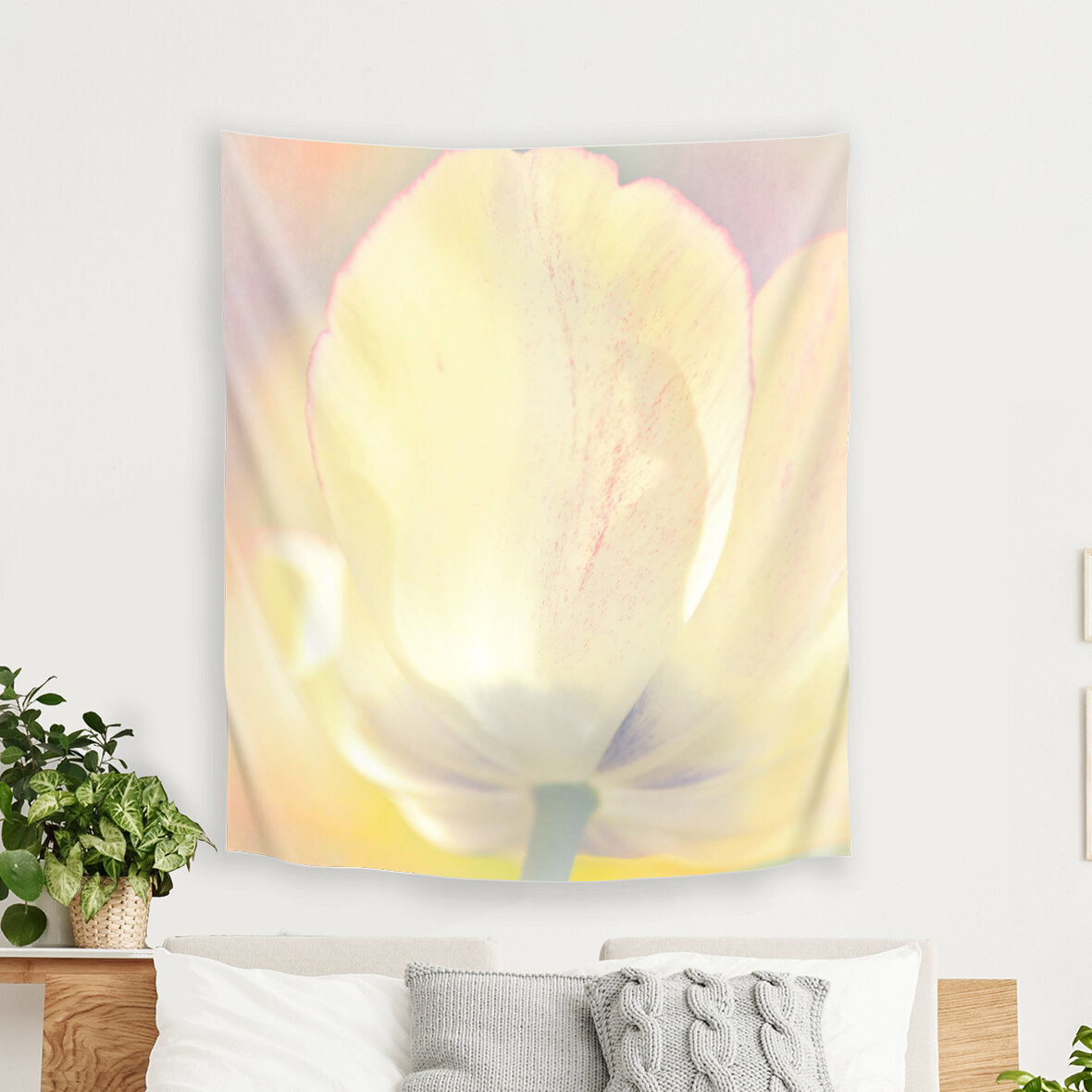 East Urban Home Mirja Paljakka Tulip Dream Tapestry Wayfair