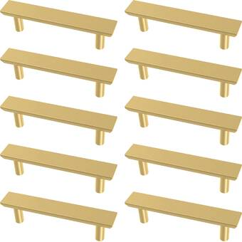 Chrome 25 Each Hickory Hardware P14461-26-25B Conquest Collection Pull 3 Inch Center
