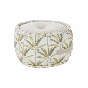 Mervela Pouffe By Bay Isle Home