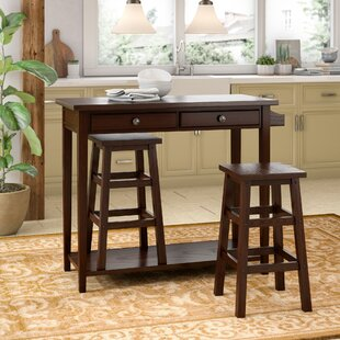 Dining Set With 2 Chairs By ClassicLiving