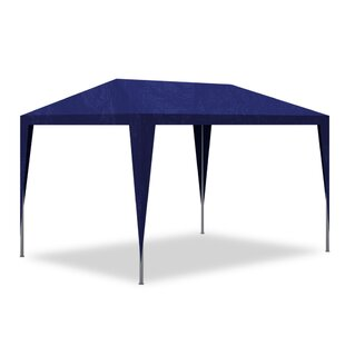 10 Ft. W x 10 Ft. D Steel Canopy by Freeport Park