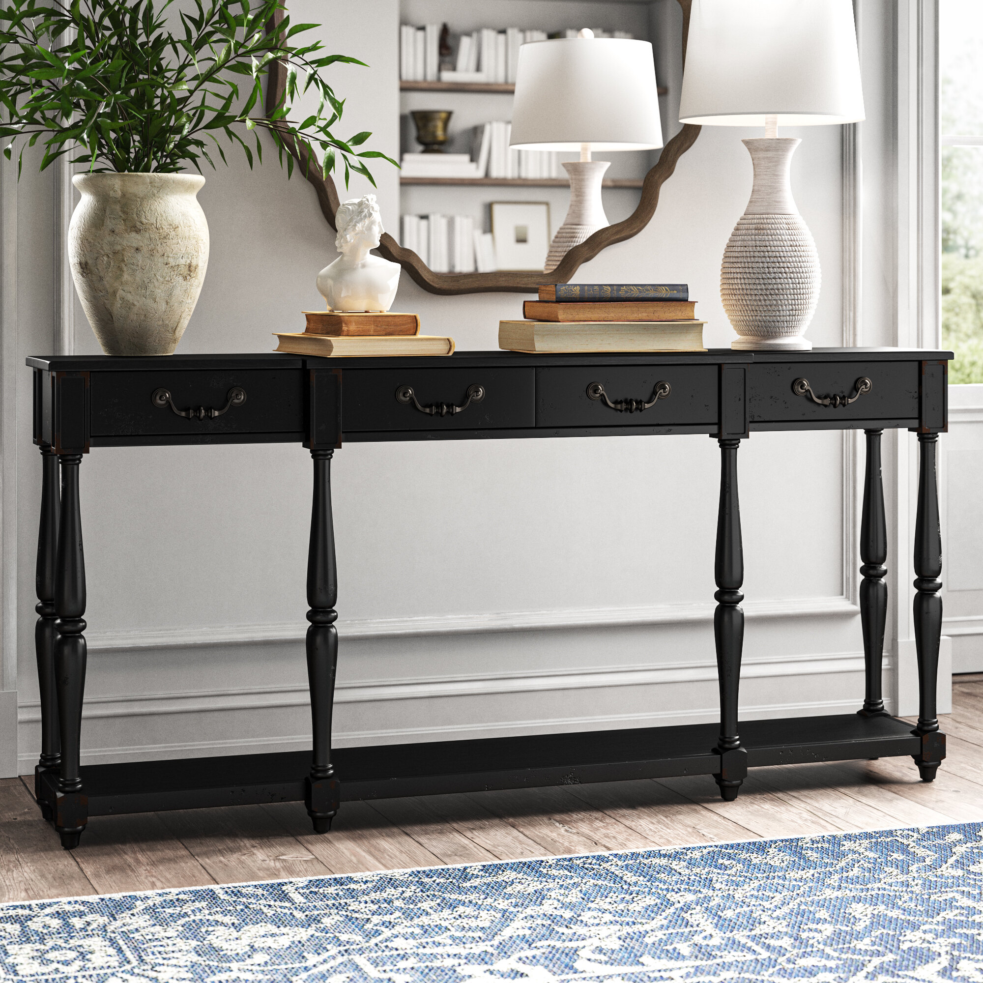 Kelly Clarkson Home Bayonne 72 Console Table Reviews Wayfair