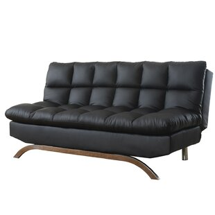 Avenida Convertible Sofa by Ivy Bronx