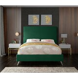 Lavaca Upholstered Platform Bed by Mercer41