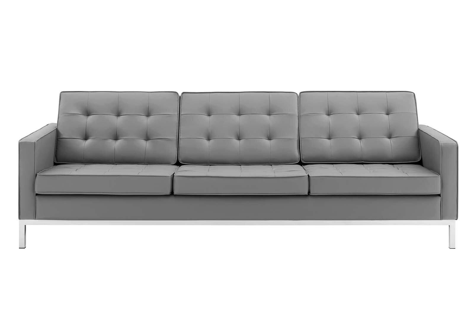 ed11ae33fb829 Wrought Studio Zareen Standard Sofa | Wayfair