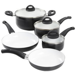 Stanza 8 Piece Cookware Set